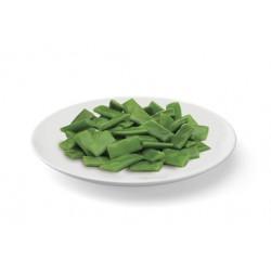 Judía verde plana