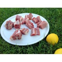 Costillas de cerdo troceadas